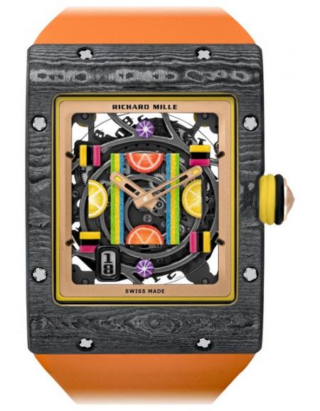 RM 16-01 Automatique Citron