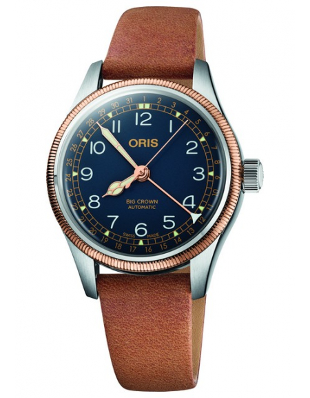 Big Crown Pointer Date - Version bleue