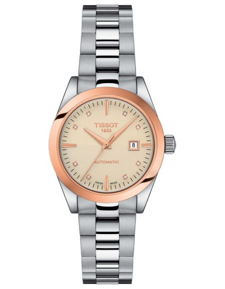 T-My Lady Automatique Or 18 K
