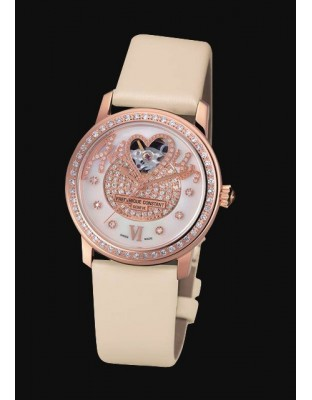 Pavée Amour Heart Beat Ladies Automatic