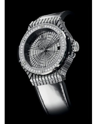 Big Bang Caviar Steel Diamonds