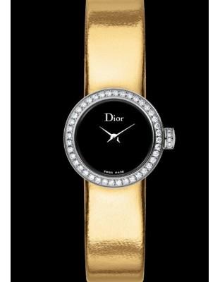 La Mini D de Dior Miroir Jaune
