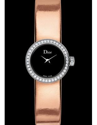 La Mini D de Dior Miroir Rose