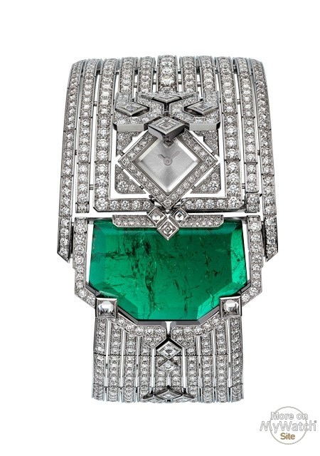 cartier montre secret haute joaillerie collection