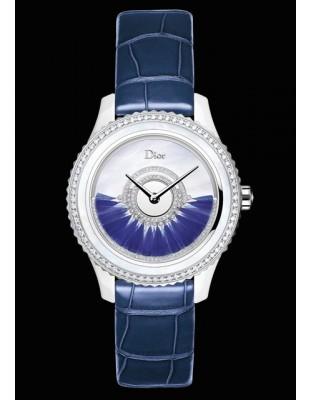 Dior VIII Grand Bal «Plume» Bleue 38 mm